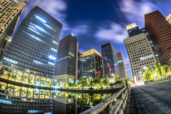 Tokyo (ok_ntm) Tags: tokyo citylights nightview building architecture city
