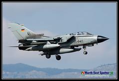 45-66_AVB_17-09-18_1 (RWY07) Tags: aviano lipa avb friuli germany air force luftwaffe tornado panavia 4566