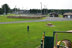Sue In The Playground (Joe Shlabotnik) Tags: 2018 aroostook sue august2018 playground justsue maine vanburen afsdxvrzoomnikkor18105mmf3556ged