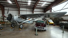 Stinson SM-1B Detroiter in Valle (J.Comstedt) Tags: aircraft flight aviation air aeroplane museum airplane us usa airport planes fame valle grand canyon az stinson sm1 detroiter n1517