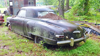 Studebaker Business Coupe 1947 13.6.2018 1932