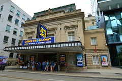 'Come From Away' .... Royal Alexandra Theatre .... Toronto, Ontario, Canada (Greg's Southern Ontario (catching Up Slowly)) Tags: theatre torontotheatre royalalexandratheatre comefromaway musical musicalcomefromaway newfoundlandandlabrador gandernewfoundland september112001
