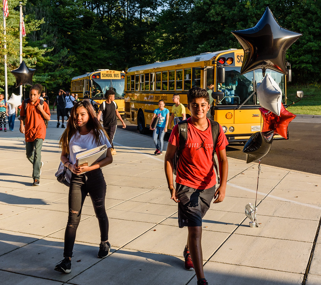 Montgomery County Public Schools: The World's Best Photos Of Bus And Schoolbus