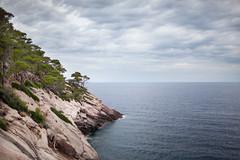 Sa Foradada, Deià, Mallorca (Sitoo) Tags: baleares deia deyá illesbalears mallorca saforadada tramontana tramuntana cliff clouds cloudy infinity mediterranean nature sea water 35mm