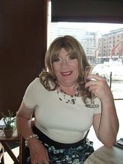 Time For A Break (rachel cole 121) Tags: tv transvestite transgendered tgirl crossdresser cd