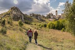 _DSF0926-2 (Kornelka, Natalka oraz Wiktor) Tags: olsztyn zamek olsztynie juromania 2018 castle