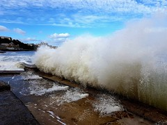 Waves - Scarborough - 2018-09-22 (BillyGoat75) Tags: water waves northsea southbay scarborough northyorkshire