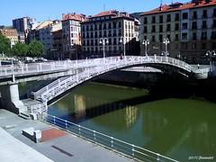 Puente de la Ribera (Jotomo62) Tags: euskadi provinciadevizcaya bilbao jotomo62