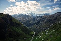 Furka Pass (martindesu) Tags: switzerland moutain alps alpen landscape 500px