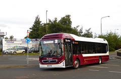 32 returns in FOTF... (SRB Photography Edinburgh) Tags: lothian buses bus edinburgh scotland transport travel
