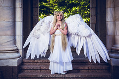 SP_81133 (Patcave) Tags: dragon con dragoncon 2018 dragoncon2018 cosplay cosplayer cosplayers costume costumers costumes sailor moon senshi neo queen serenity princess supersenshi anime manga usagi wings white