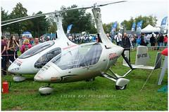 SP-XTBB Autogyro Calidus (SPRedSteve) Tags: spxtbb calidus autogyro gyrocopter radom airshow 2018
