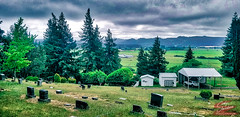 NORWAY-CEMETERY-HDR-2018 © Cody Jacobson-ZEN MOUNTAIN MEDIA all rights reserved (codyjacobson@zenmountainmedia.com) Tags: mpcemetaryhdr2018 zen mountain logo tshirt poster design photohsop digital art portfolio landscape photography or nikon samsung galaxy s8 canon t6i retouching aurorahdr photoshop camera raw cemetary grave headstones overcast gloomy cinematic green mountains panoramic view farmland rural field stormy evergreen forest nature trees hiking outdoors picoftheday photo oregon 2018 exploringtheartofimagination zenmountainmediacom