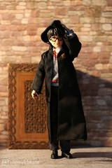 harry in hogwarts (photos4dreams) Tags: harrypotter mattel photos4dreams p4d photos4dreamz doll puppe barbie joannekrowling saga bücher buch book books hogwarts zauber zauberer magic magisch 16 figures figuren danielradcliffe