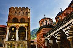 Rila Monastery Bulgaria (modsseny) Tags: orthodoxchurch architecture church bulgaria rilamonastery