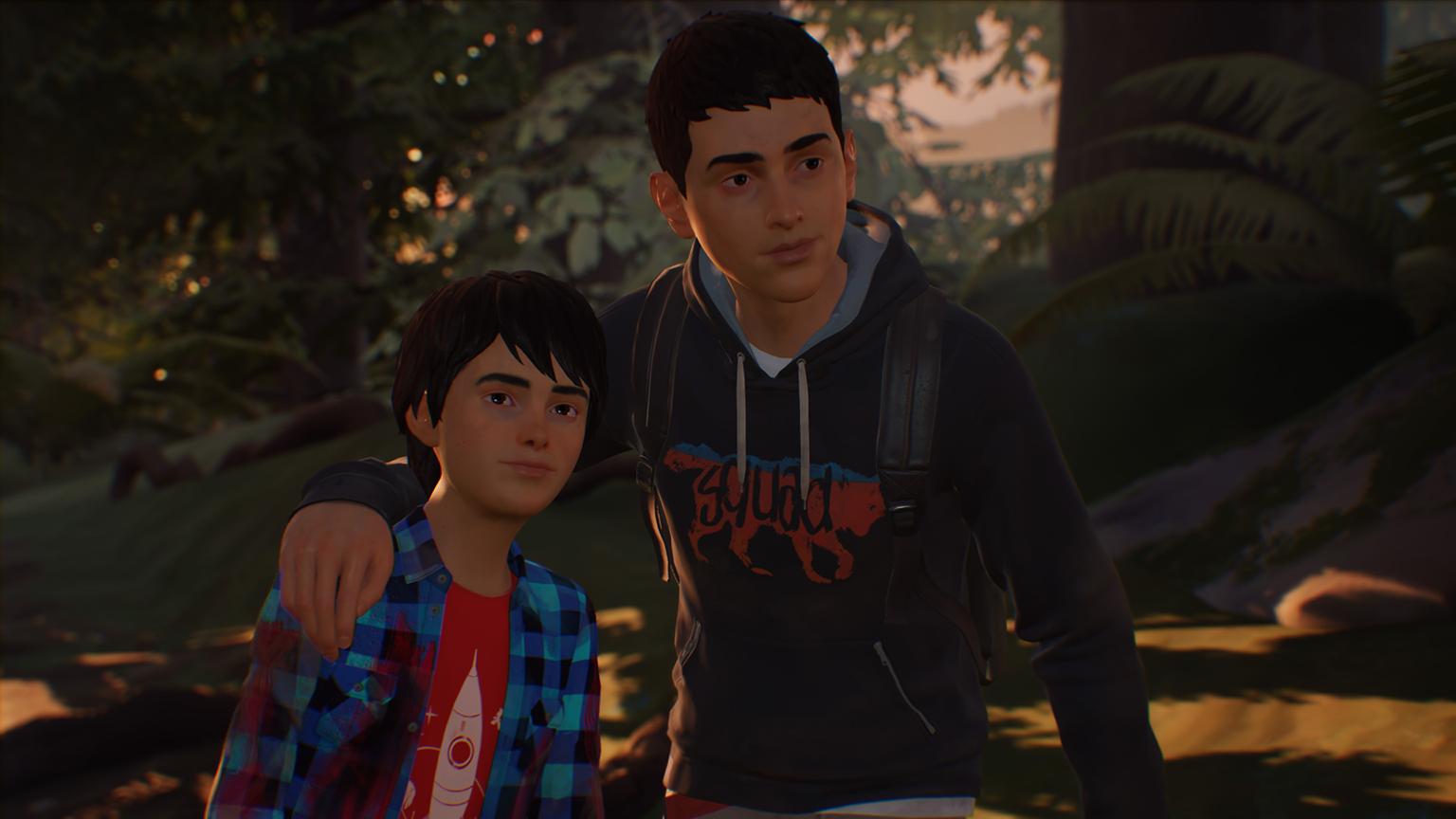 Sean y Daniel Diaz serán los hermanos que protagonizarán Life is Strange 2    Noticias