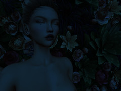 Finally vulnerable (^ Ophelia ^) Tags: firestorm secondlife forest garden flowers fairy ophelia