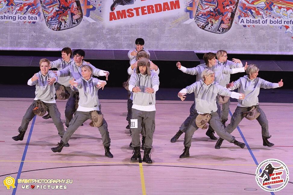 EM 2013 - Formation