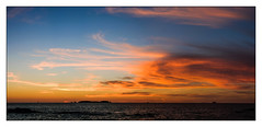 (Laetitia.p_lyon) Tags: fujifilmxt2 saintmalo coucherdesoleil sunset bretagne brittany breizh panorama mer sea manche illeetvilaine 2018 laetitiaplyon