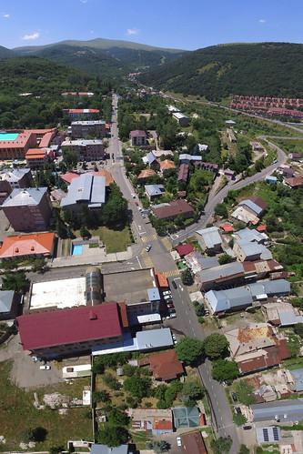 Tsaghkadzor, aerial view, 2018.07.19 (03) 1