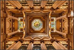 Gran Foyer (Totugj) Tags: foyer teatro colón buenos aires argentina nikon d7500 sigma 816mm opera arquitectura vitral vitreaux
