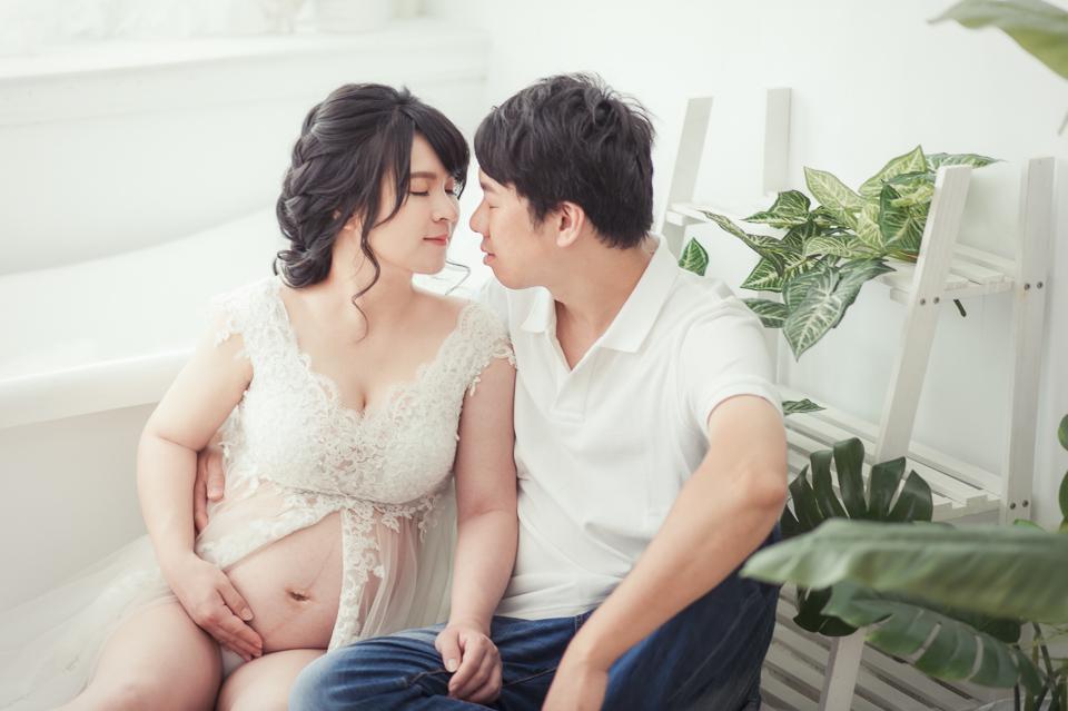 台南孕婦寫真 性感又唯美的孕媽咪 BF 003