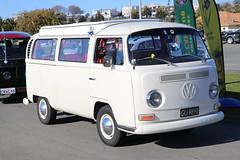 GU 9890 (ambodavenz) Tags: volkswagen dormobile van campervan timaru southcanterbury newzealand southcanterburyvintagecarclub daffodilrallyforcancer