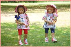 Milina Sanrike ... der erste Tag ... (Kindergartenkinder 2018) Tags: annette himstedt dolls kindergartenkinder milina sanrike schule einschulung