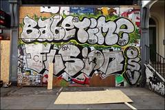 Babe / Time / Fusion (Alex Ellison) Tags: nottinghillcarnival2018 westlondon urban graffiti graff boobs babe time fusion osv