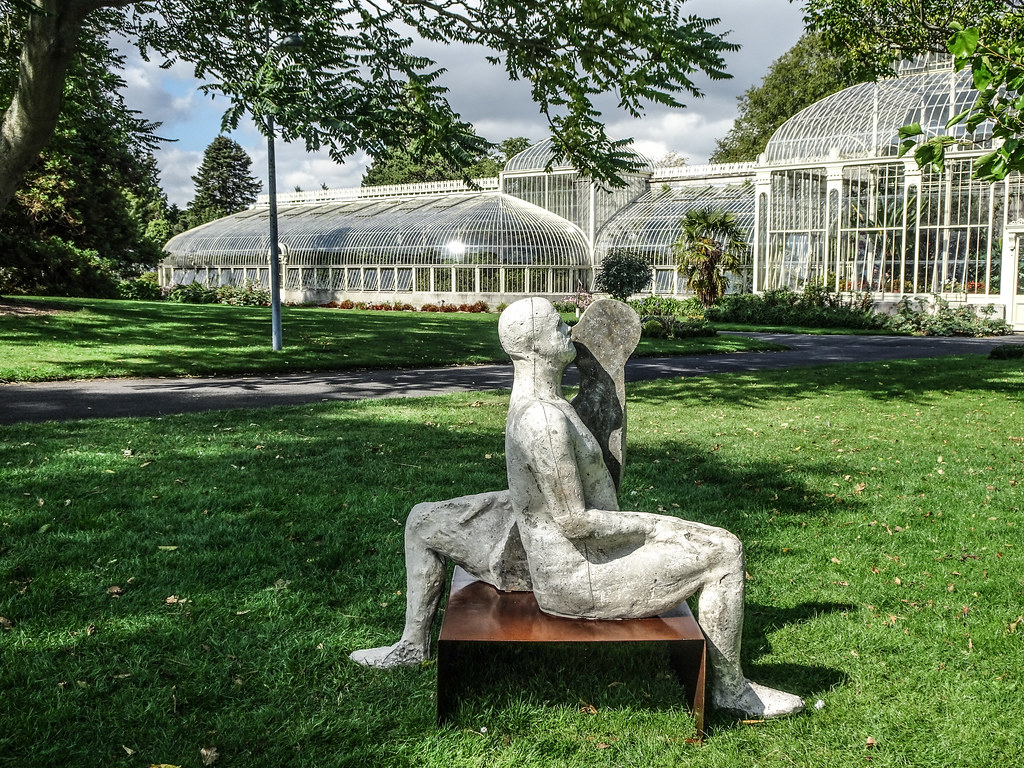 2018 SCULPTURE IN CONTEXT EXHIBITION BEGINS NEXT THURSDAY  AT THE BOTANIC GARDENS[I MANAGED TO GET A SNEAK PREVIEW TODAY]-143694