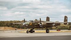B-25 Mitchell Bomber (KurtClark) Tags: everett washington unitedstates us b25 mitchell bomber