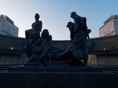 Saint Pétersbourg - Mémorial du siège de Léningrad