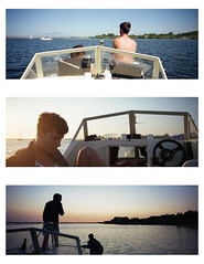 Weekend on the boat (Peter Bruijn) Tags: hasselblad hasselbladxpan xpan xpan45mm 45mm 45mmf4 panorama panoramic agfa agfavista agfavista200 agfaanalog vista vista200 superia superia200 superiafilm fujisuperia fujisuperia200 analog analogue analogphotography analogfilm analogphoto analoog fujianalog 35mmanalog 35mm 35mmphotography 35mmphoto 35mmfilm 135film 135 film filmisnotdead filmphotography filmphoto water boat haringvliet netherlands