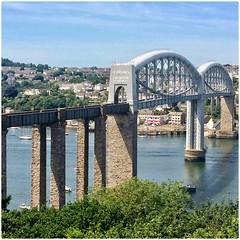 Royal Albert Bridge (GIIBRG) Tags: royalalbertbridge saltashbridge westernregion rivertamar isembardkingdombrunel brunel plymouth saltash theunioninn