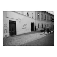 Street Light (Koprek) Tags: olympusxa streetphotography stphotographia croatia film analog ilfordfp4 summer 2018 rangefinder