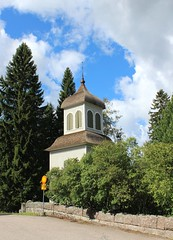 The Tuusula cemetery (leraorsi70) Tags: tuusula church туусула церковь kirkko
