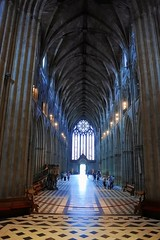 Worcester Cathedral (Dun.can) Tags: worcestercathedral worcester cathedral medieval light gothic architecture