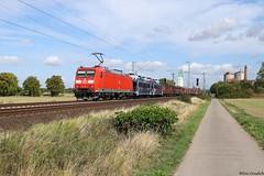 185 199 (Drehstromkutscher) Tags: db deutsche bahn cargo güterzug br baureihe 185 eisenbahn train trainspotting trains railway railfanning railways railroad