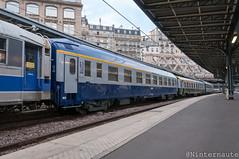 Voiture UIC couchette v2 (Un Ninternaute) Tags: sncf train speciaux transspécial parisgaredelest hist histoire historique
