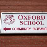 Sign of Oxford School, Halifax, Nova Scotia thumbnail