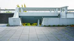 Dreams in concrete (frankdorgathen) Tags: alpha6000 sony sony35mm mundane banal beton concrete gebäude building ruhrpott ruhrgebiet bochum rub ruhruniversität ruhruniversity