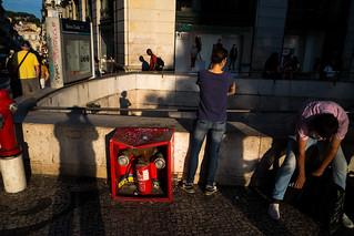 Lisbon, Portugal. September 2018