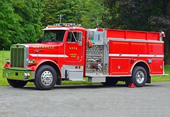 northville engine 6 (Zack Bowden) Tags: northville new milford ct fire truck engine peterbuilt marion