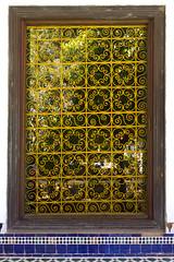 2018-4686 (storvandre) Tags: morocco marocco africa trip storvandre marrakech historic history casbah ksar bahia kasbah palace mosaic art