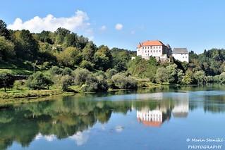 Ozalj, Croatia - Here comes the autumn....