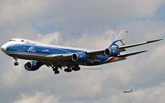 CargoLogicAir G-CLAB Boeing 747-83QF cn/60119-1520 @ EDDF / FRA 01-05-2018 (Nabil Molinari Photography) Tags: cargologicair gclab boeing 74783qf cn601191520 eddf fra 01052018
