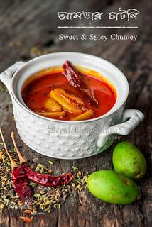 Amrar Chatni | Wild Mango Chutney