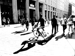P1130367 (gpaolini50) Tags: bicycles bw biancoenero bianconero blackandwhite photoaday photography photographis photographic phothograpia portrait pretesti photoday people photo emotive esplora explore explored emozioni explora emotion e