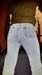 #malebutt #ass #jeansmen (Ray Vald s) Tags: ass bulge jeansbulge jeans bulto