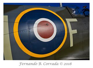 Supermarine Spitfire MK.IX BR601 (6508)